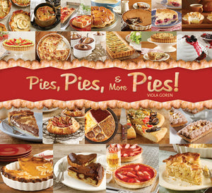 Pies, Pies & More Pies! book cover image