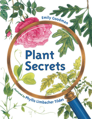 Plant Secrets book cover