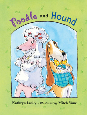 Poodle and Hound book cover