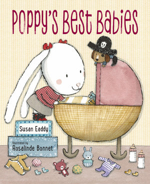 Poppy's Best Babies book cover
