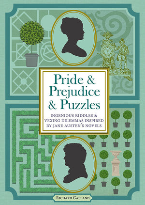 Pride and Prejudice and Puzzles book cover image