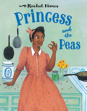 Princess and the Peas book cover