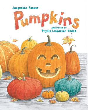 Pumpkins book cover