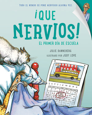 Que nervios! book cover