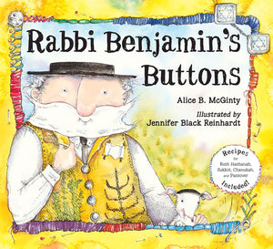 Rabbi Benjamin's Buttons book cover