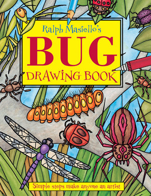 Ralph Masiello's Bug Drawing Book cover image