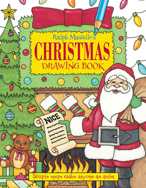 Ralph Masiello's Christmas Drawing Book cover image