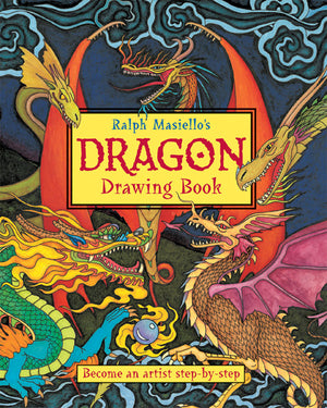 Ralph Masiello's Dragon Drawing Book cover image