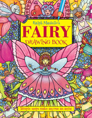 Ralph Masiello's Fairy Drawing Book cover image