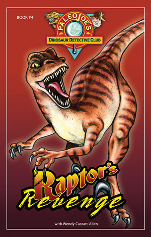 Raptor's Revenge book cover