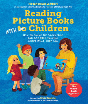 Reading Picture Books With Children book cover