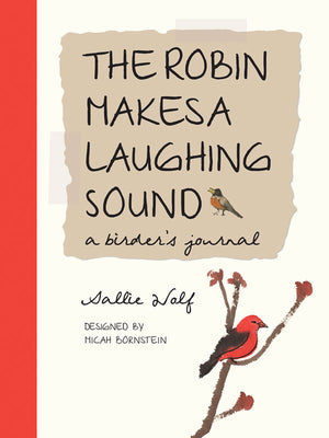 The Robin Makes a Laughing Sound book cover