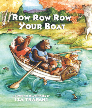 Row Row Row Your Boat book cover image