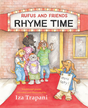 Rufus and Friends: Rhyme Time book cover