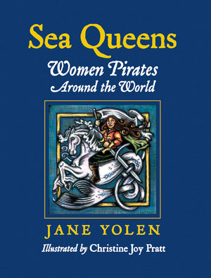 Sea Queens book cover