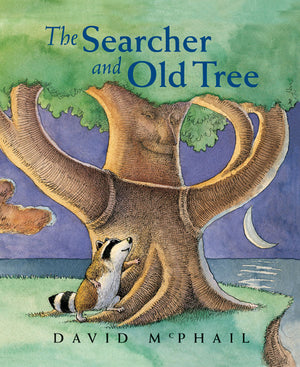 The Searcher and Old Tree book cover
