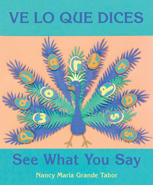Ve lo que dices/See What You Say book cover