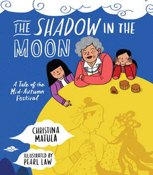 The Shadow in the Moon book cover