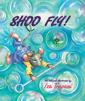 Shoo Fly! book cover