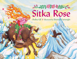 Sitka Rose book cover