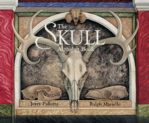 The Skull Alphabet Book cover image