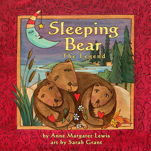 Sleeping Bear: The Legend book cover