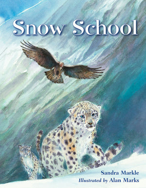 Snow School book cover