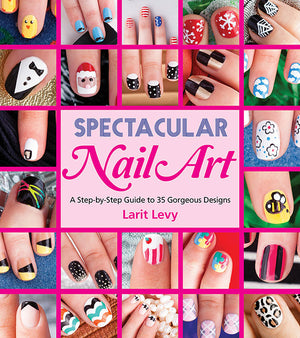Spectacular Nail Art cover
