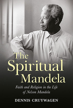 The Spiritual Mandela book cover image