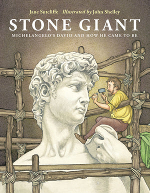 Stone Giant book cover