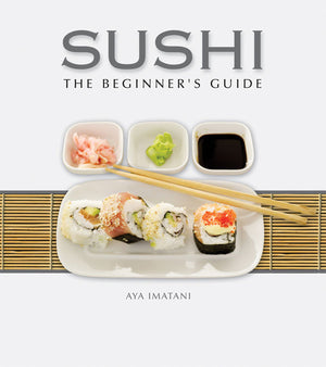 Sushi book cover image