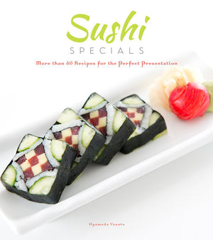 Sushi Specials book cover image