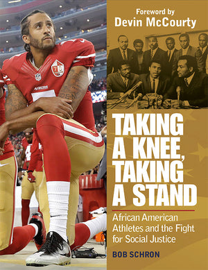 Taking a Knee, Taking a Stand book cover