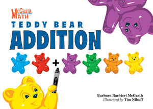 Teddy Bear Addition book cover