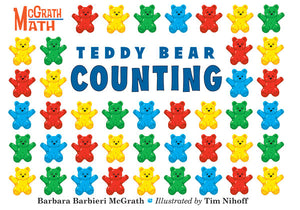 Teddy Bear Counting book cover