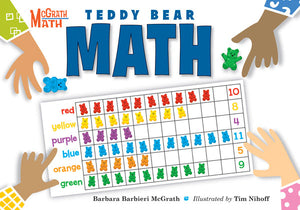 Teddy Bear Math book cover