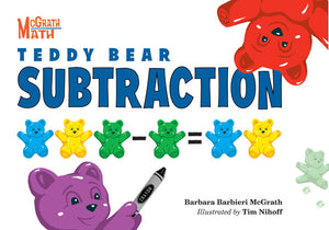 Teddy Bear Subtraction book cover
