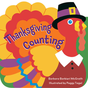 Thanksgiving Counting book cover