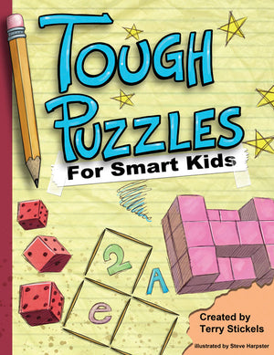 Tough Puzzles for Smart Kids
