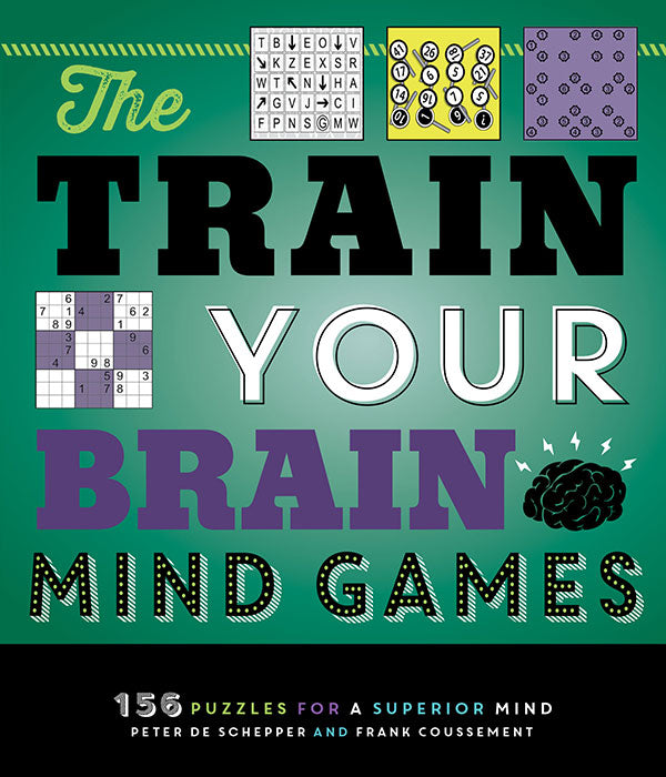 The Train Your Brain Mind Games