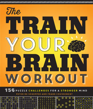 The Train Your Brain Workout book cover image
