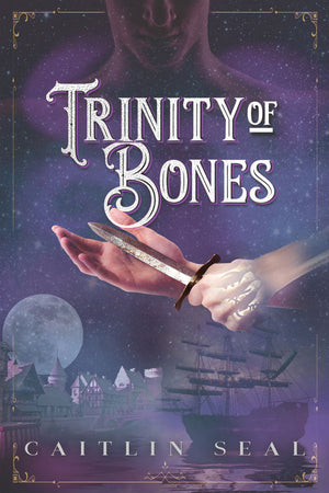 Trinity of Bones book cover
