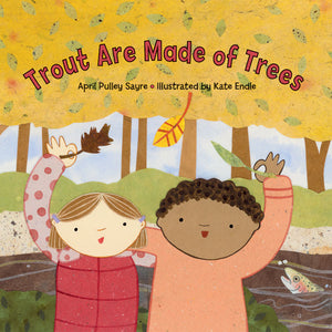 Trout Are Made of Trees book cover