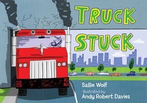 Truck Stuck book cover