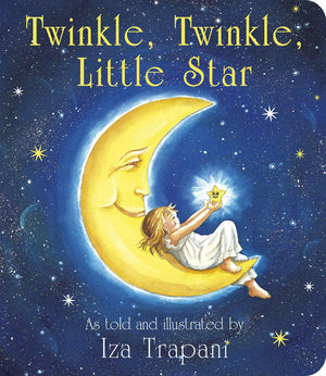 Twinkle, Twinkle, Little Star board book cover