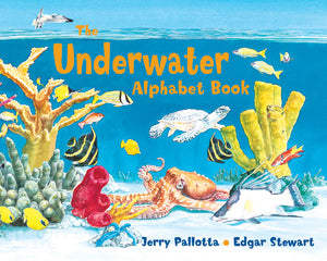 The Underwater Alphabet Book cover image