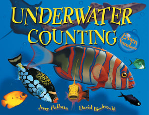 Underwater Counting book cover