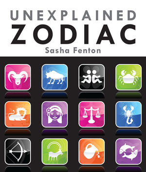 Unexplained Zodiac book cover image