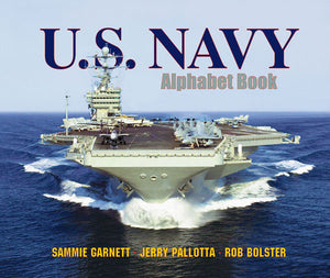 U.S. Navy Alphabet Book cover image