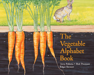 The Vegetable Alphabet Book cover image